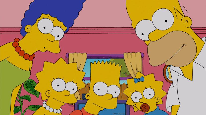Cómo funciona 'Los Simpson'