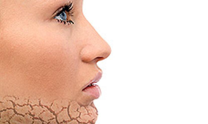 顔の皮膚がはがれる5つの理由