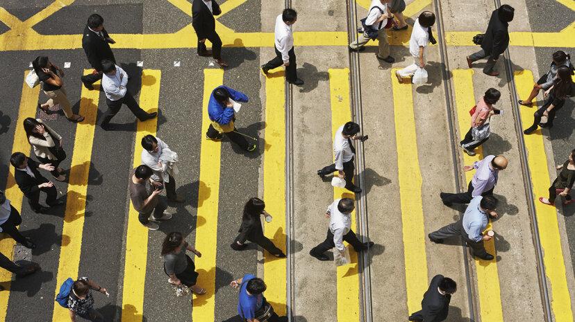 遅い歩行者は心臓関連の死のリスクが高い可能性がある、研究ショー