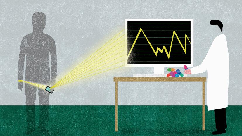 Folgendes kann Ihre Smartwatch sonst noch tun: Erkennen eines unregelmäßigen Herzschlags