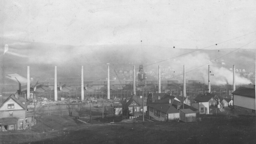 Donora smog, pollution