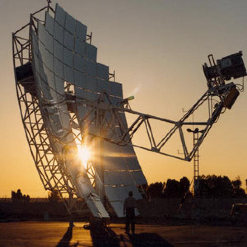 夜に太陽エネルギーを得る方法はありますか?