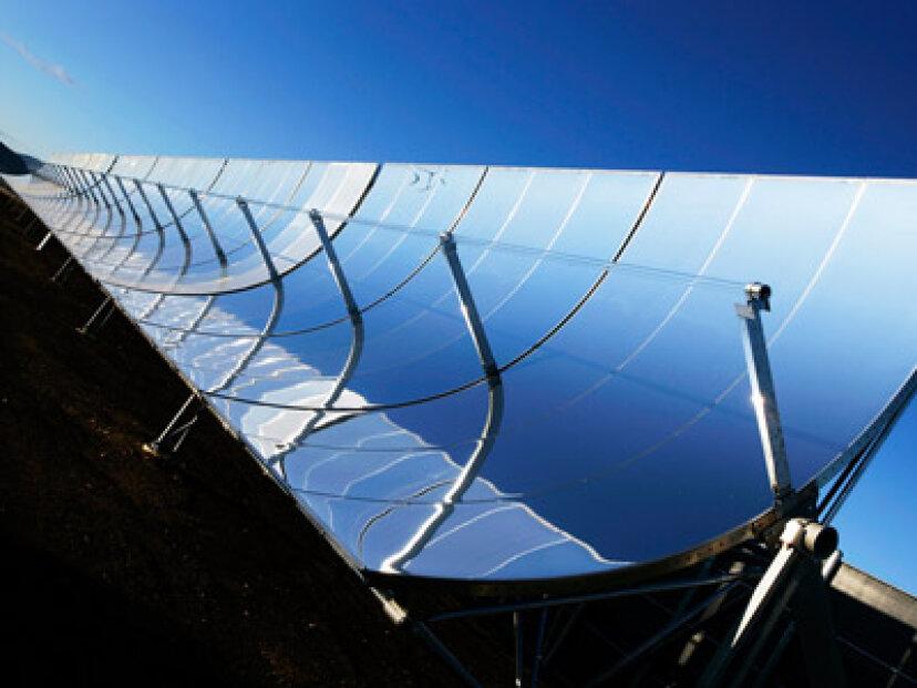太陽熱発電の仕組み