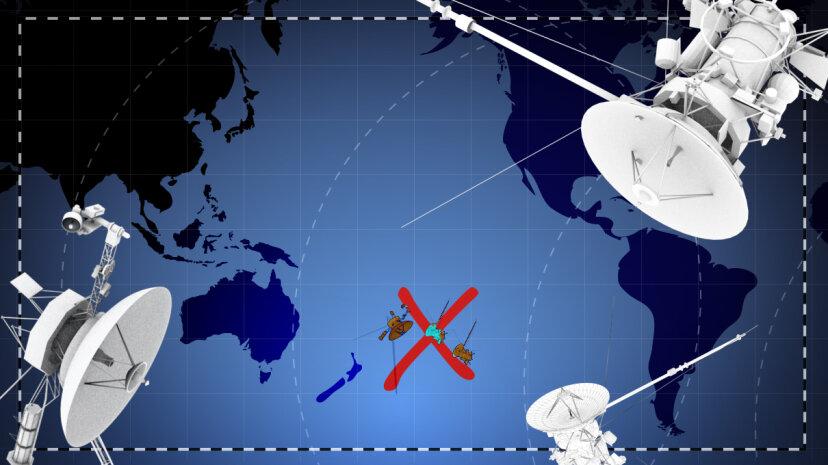 Point Nemo: donde van a morir las naves espaciales