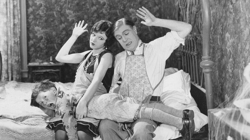 Wallace Lupino and Betty Boyd