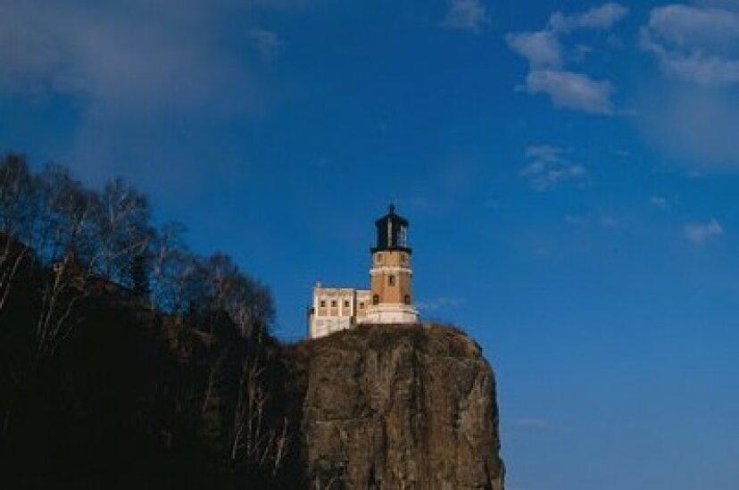 スプリットロック灯台