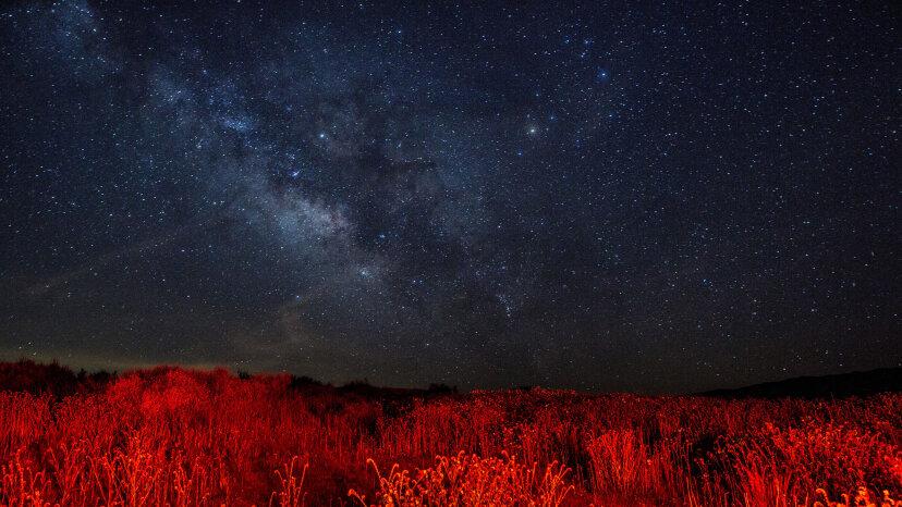 時間の始まり以来、どれくらいの星の光が放出されてきましたか?