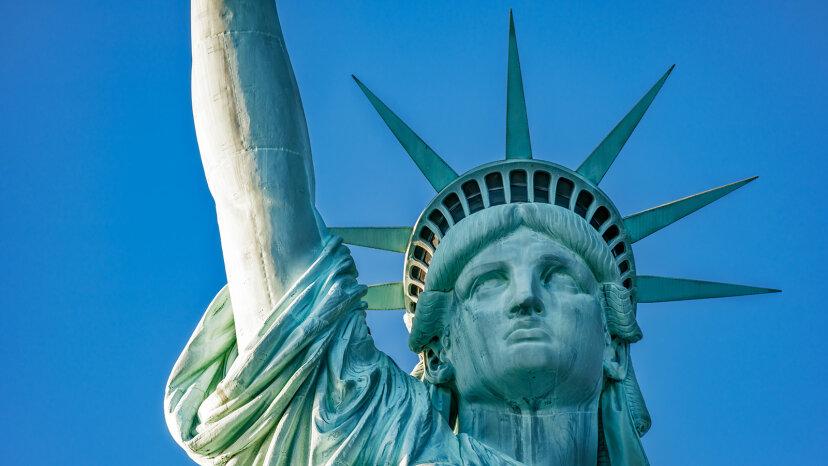 20 hechos de la Estatua de la Libertad