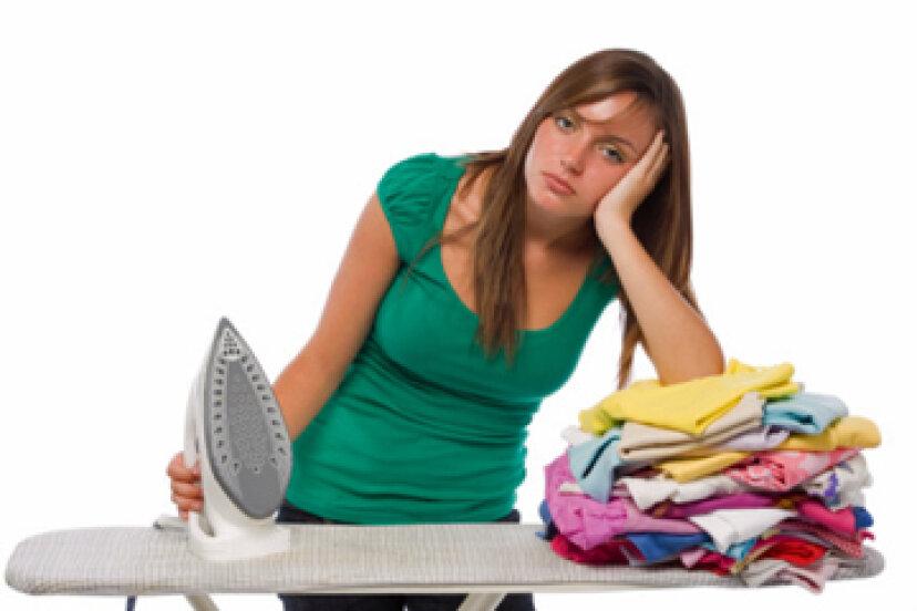 蒸気乾燥機はアイロンの必要性をなくしますか?