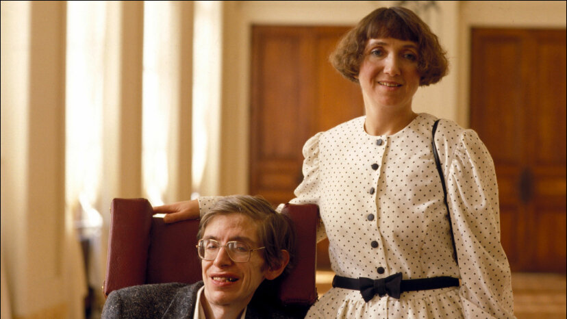 Stephen Hawking, Jane Hawking