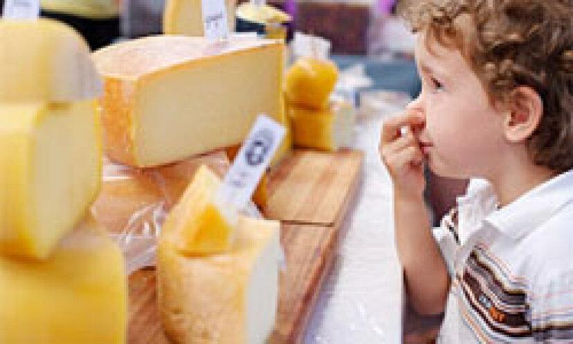 トップ5の臭いチーズ