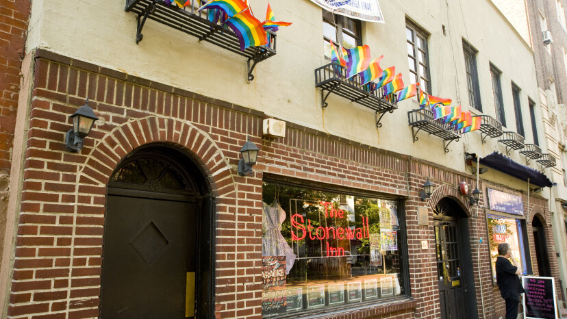 The Stonewall Inn opened as a gay bar in 1967. Roger Gaess/Lonely Planet Images/Getty Images