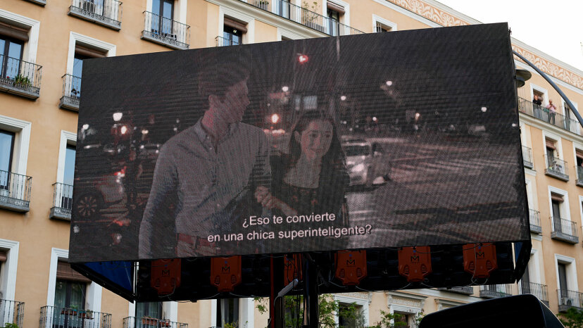 Amazon Prime, Modern Love, Madrid