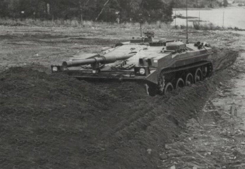 Stridsvagn103主力戦車