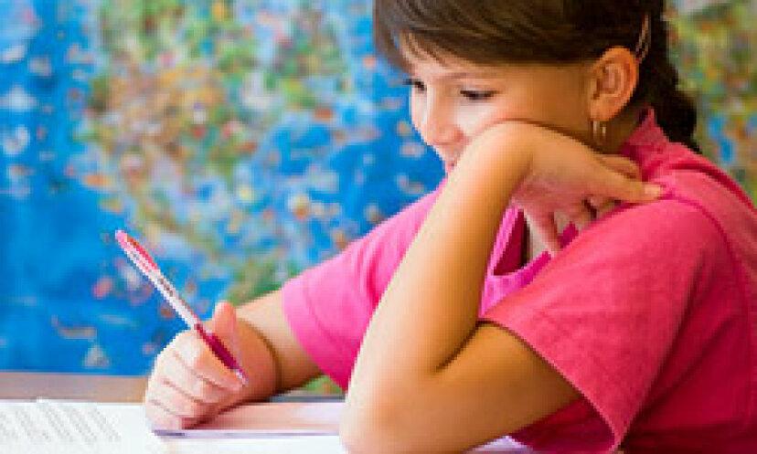 5つの子供に優しい学習エリア