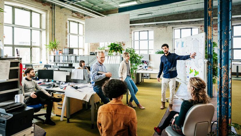 効果的なオフィスミーティングを開催し、退屈をなくすための5つの秘訣