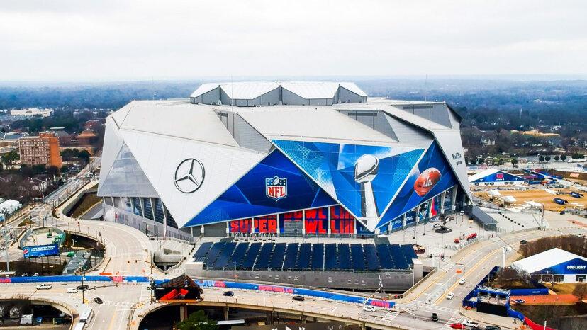 5 Milliarden US-Dollar für den Super Bowl, einige zum ersten Mal legal