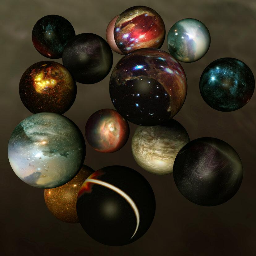 超対称性と多元宇宙の両方が同時に真になることはできますか?