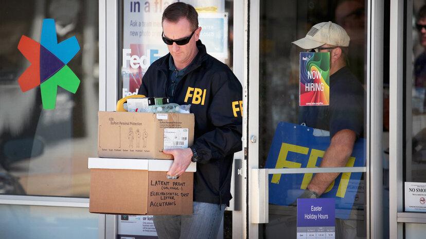 Paketbomben sind in den USA selten, aber hier erfahren Sie, wie Sie eine erkennen