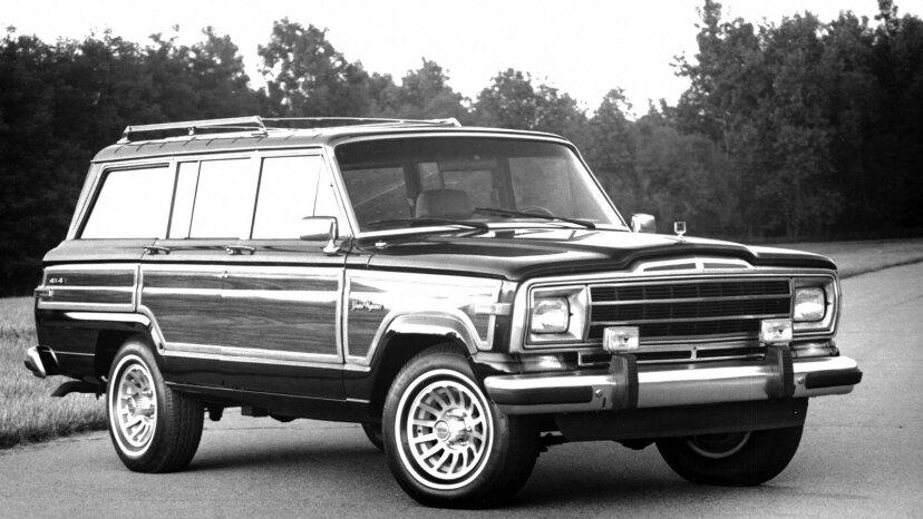 1986 Grand Wagoneer