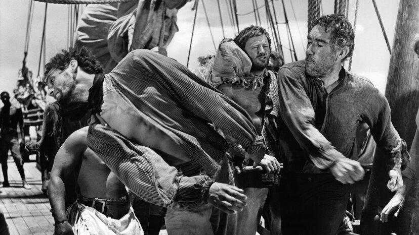 La salada historia de jurar como un marinero
