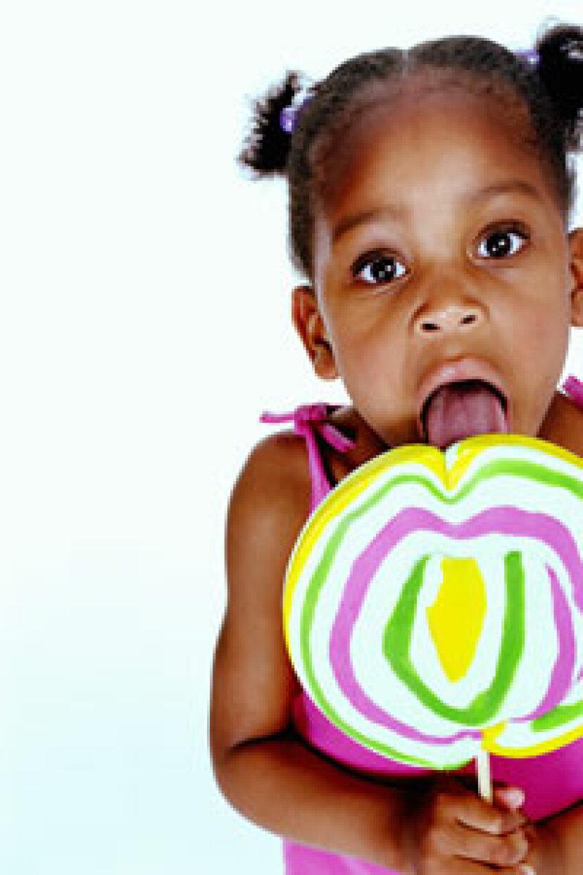 子供の甘党を甘やかす必要がありますか?