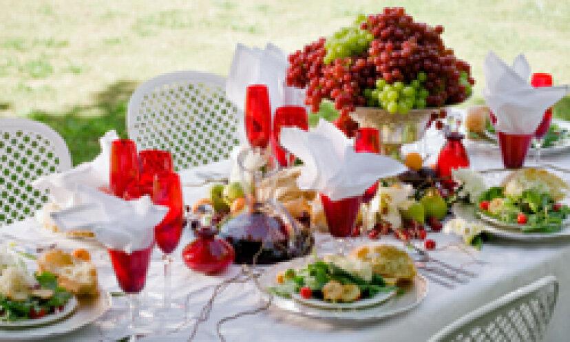 5ディナーパーティーテーブルセッティングのアイデア