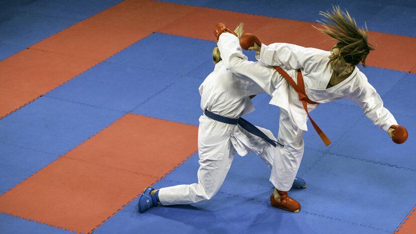 taekwondo kicks