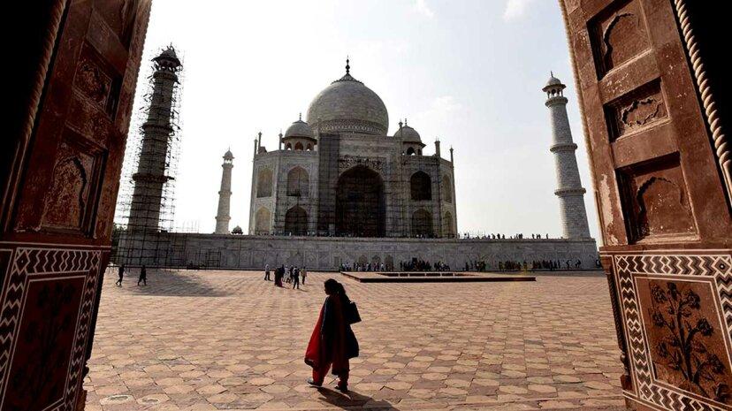 Por qué el Taj Mahal está inspirando protestas y controversia en India