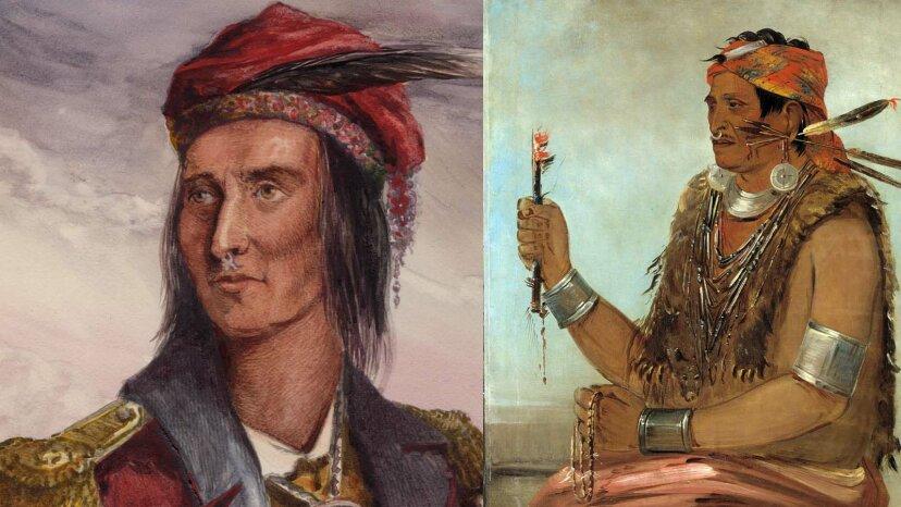 Tecumseh: la fuerza impulsora detrás de la Confederación de Nativos Americanos