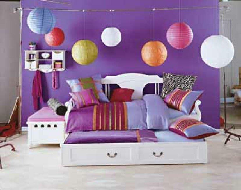 十代の寝室の装飾のアイデア