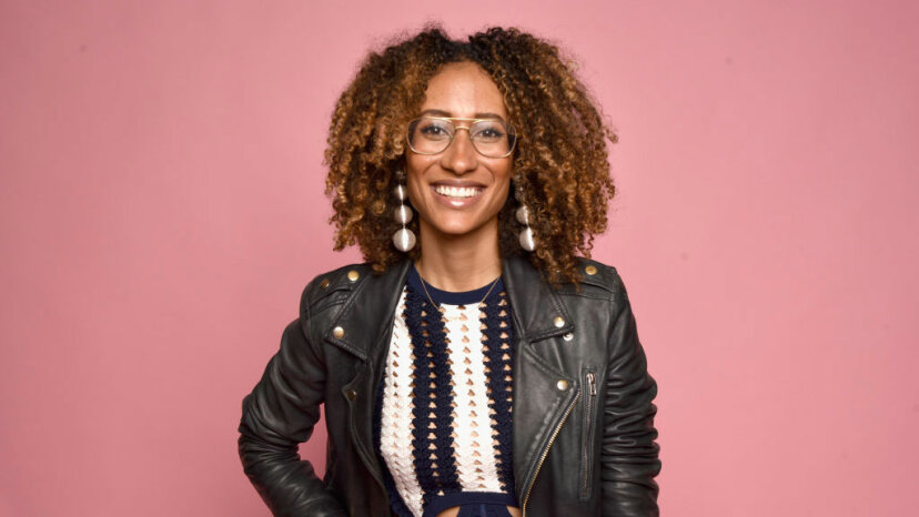Teen Vogue editor-in-chief Elaine Welteroth attends the 2017 Beautycon Festival in New York City. Welteroth has been responsible for the magazine's new, more political direction.   Kris Connor/Getty Images for Beautycon