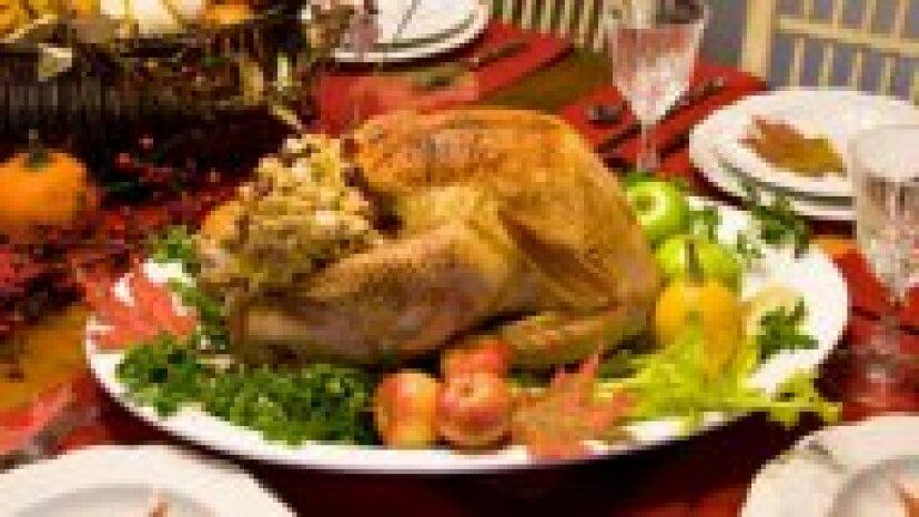 感謝祭のための52の健康的な食事のヒント