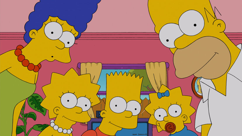 """The Simpsons"" has set several records for its longevity. Fox/Getty Images"