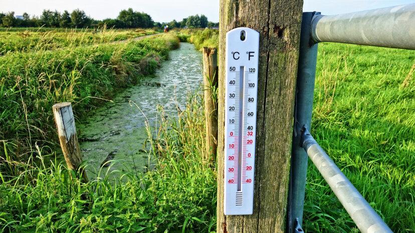 Warum verwenden die USA Fahrenheit anstelle von Celsius?