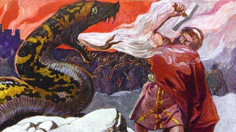 北欧神話はトール以上のものです