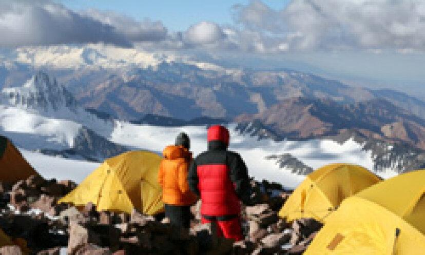 高地でのキャンプのための10のヒント
