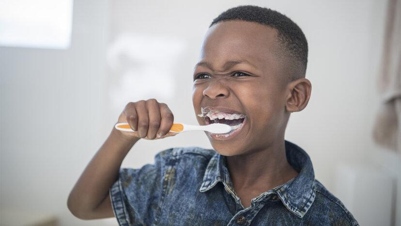 歯磨き粉:子供にとってあまりにも多くの良いこと