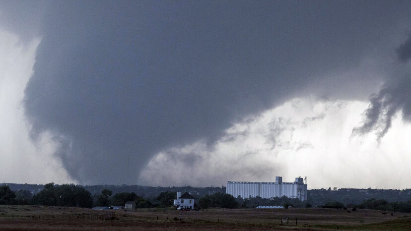 Tornadoes are deadly storms that can pack winds in excess of 300 mph.