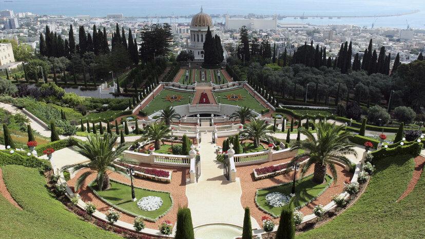 Shrine of Baha'u'llah