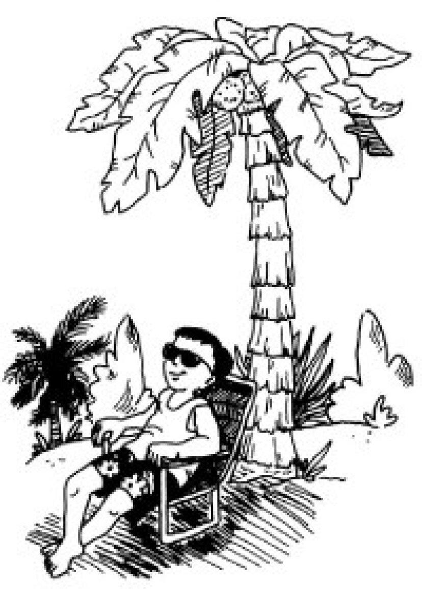 子供のためのツリーアクティビティ
