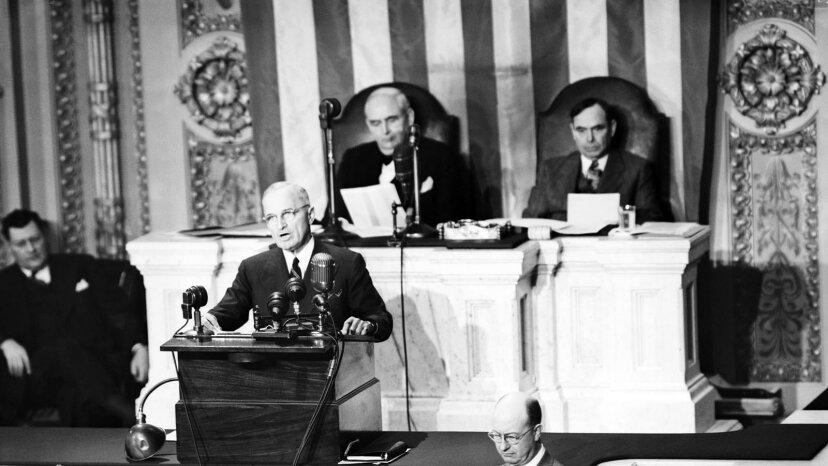 Cómo la Doctrina Truman cambió para siempre la política exterior estadounidense
