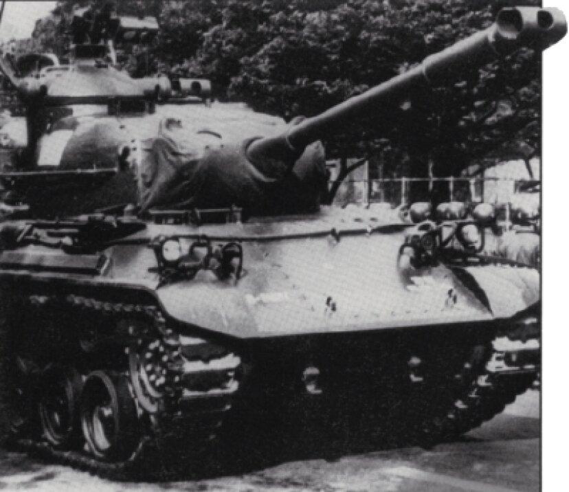 タイプ61主力戦車