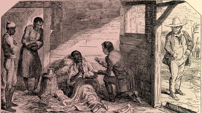 「アンクル・トム」の旅:奴隷制度廃止論者の英雄から究極の売り切れまで