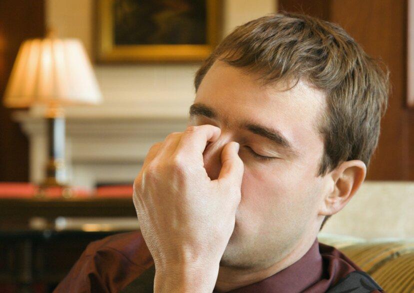 副鼻腔のうっ血を理解する