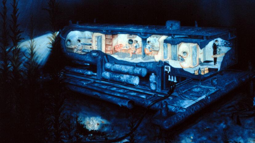Unterhält das US-Militär geheime Unterwasserbasen?