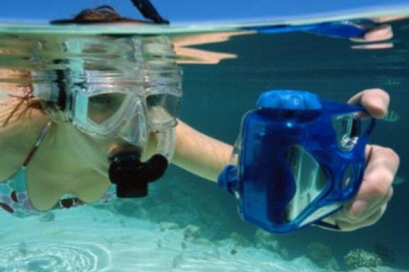 水中写真のしくみ