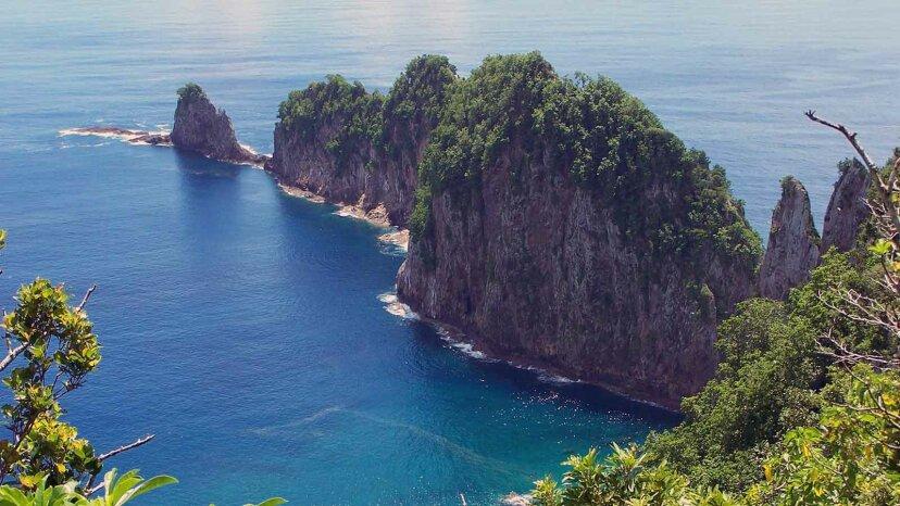 Pola Island American Samoa