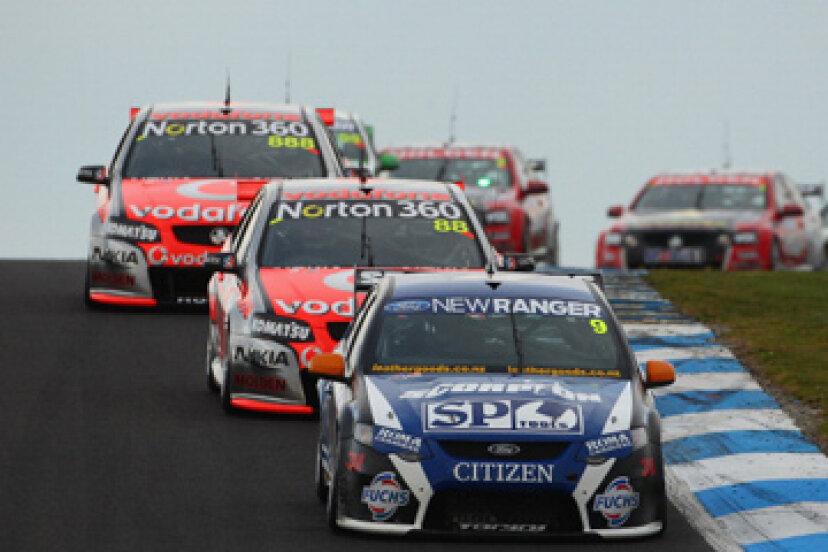 V8スーパーカーチャンピオンシップシリーズのしくみ