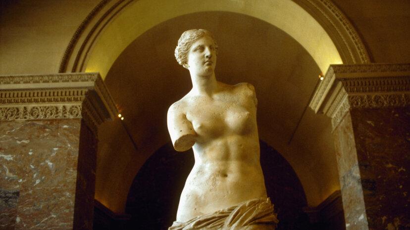 ミロのヴィーナス:世界で最も有名な腕のない像
